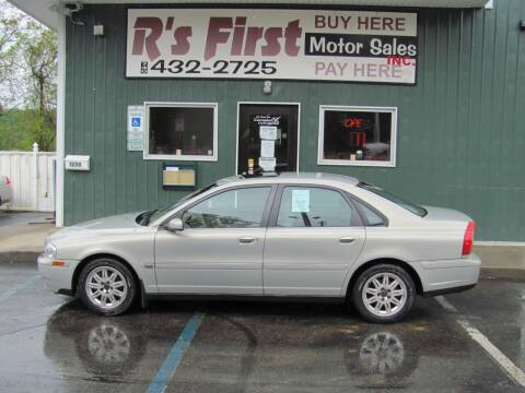 2004 Volvo S80 for sale at R's First Motor Sales Inc in Cambridge OH
