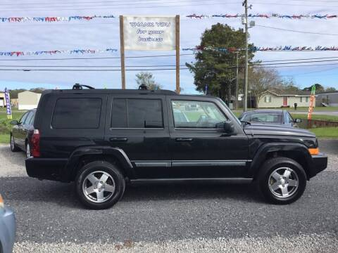 2009 Jeep Commander for sale at Affordable Autos II in Houma LA