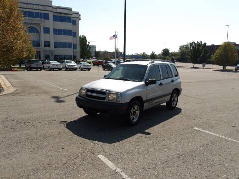 2002 Chevrolet Tracker for sale at ALL ACCESS AUTO in Murray UT