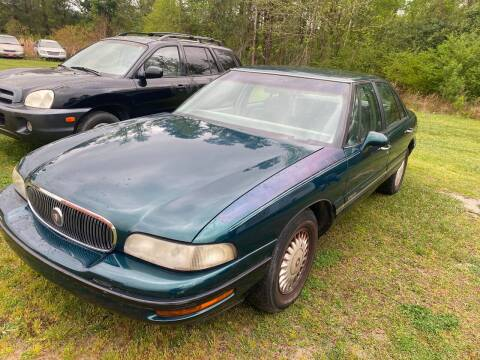 1998 Buick LeSabre for sale at Southtown Auto Sales in Whiteville NC