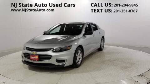 2018 Chevrolet Malibu for sale at NJ State Auto Auction in Jersey City NJ