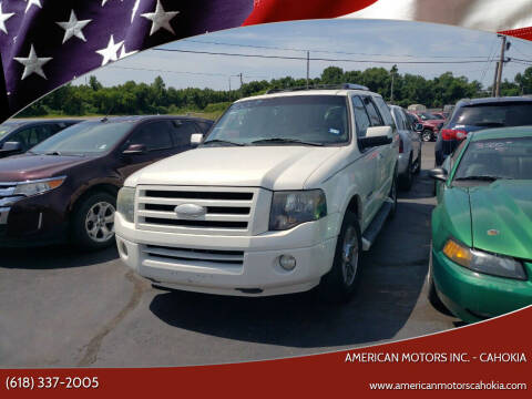 2007 Ford Expedition for sale at American Motors Inc. - Cahokia in Cahokia IL
