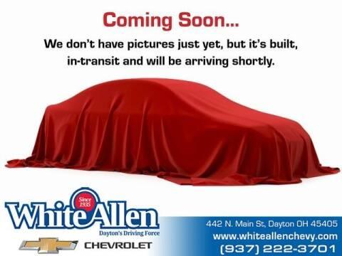2021 Chevrolet Camaro for sale at WHITE-ALLEN CHEVROLET in Dayton OH