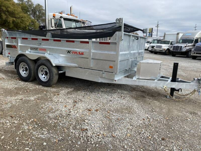 2021 K-TRAIL DUMP DO8014-14 for sale at HATCHER MOBILE SERVICES & SALES in Omaha NE