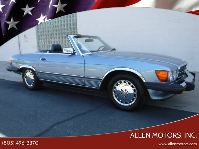 1986 Mercedes-Benz 560-Class for sale in Thousand Oaks, CA