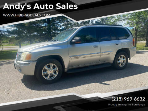 2004 GMC Envoy for sale at Andy's Auto Sales in Hibbing MN