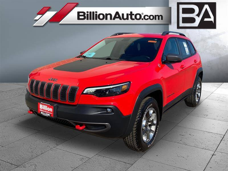 2019 Jeep Cherokee for sale in Dell Rapids, SD