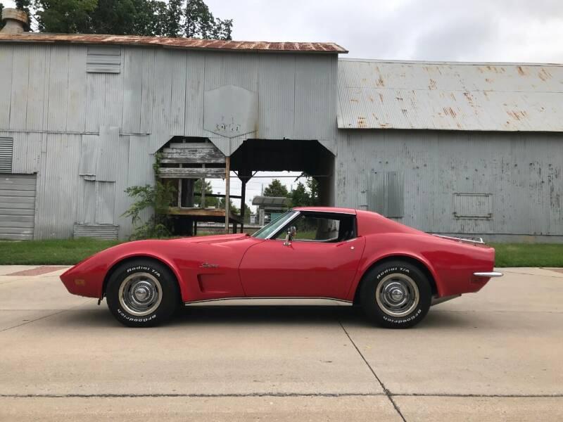 1973 Chevrolet Corvette for sale at Enthusiast Motorcars of Texas in Rowlett TX