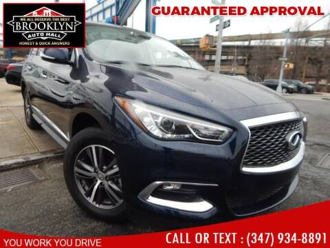 2018 Infiniti QX60 for sale at Excellence Auto Trade 1 Corp in Brooklyn NY