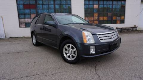 2008 Cadillac SRX for sale at JT AUTO in Parma OH