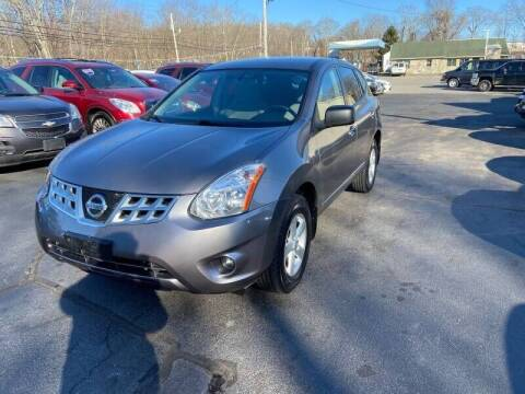 2012 Nissan Rogue for sale at Allan Auto Sales, LLC in Fall River MA