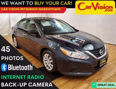 2017 Nissan Altima for sale at Car Vision Mitsubishi Norristown in Trooper PA