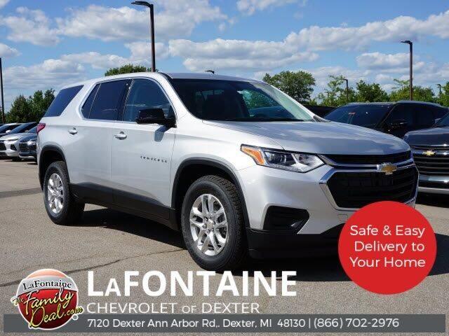 2021 Chevrolet Traverse for sale in Dexter, MI