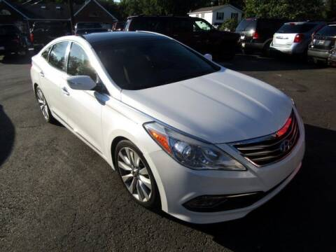 2015 Hyundai Azera for sale at American Auto Group Now in Maple Shade NJ