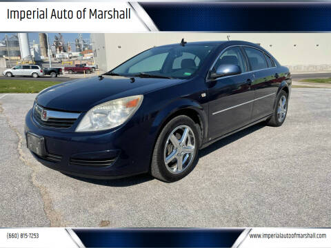 2008 Saturn Aura for sale at Imperial Auto, LLC in Marshall MO