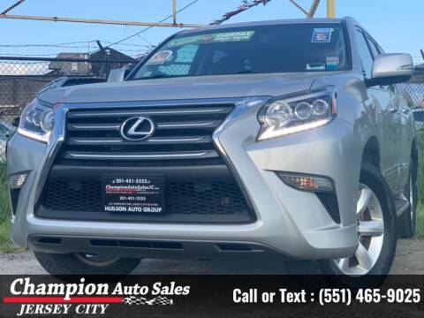 2014 Lexus GX 460 for sale at CHAMPION AUTO SALES OF JERSEY CITY in Jersey City NJ