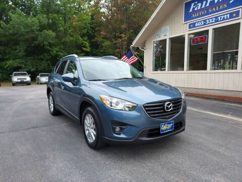 2016 Mazda CX-5 for sale at Fairway Auto Sales in Rochester NH