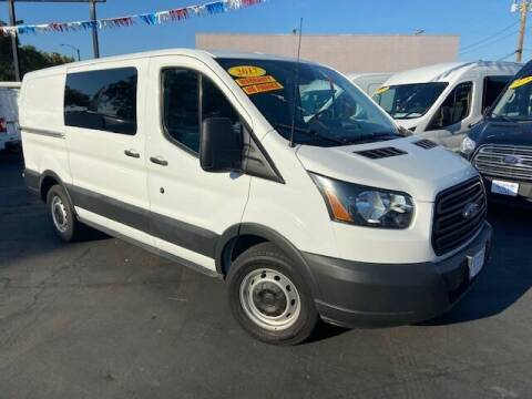 2017 Ford Transit Cargo for sale at Auto Wholesale Company in Santa Ana CA