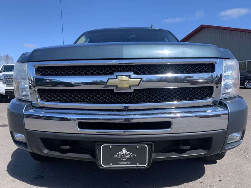 2011 Chevrolet Silverado 1500 for sale at LUXURY IMPORTS in Hermantown MN