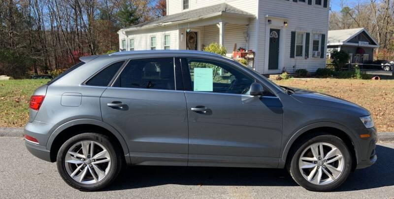 2016 Audi Q3 for sale at ROBERT MOTORCARS in Woodbury CT