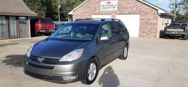 2004 Toyota Sienna for sale at Tyson Auto Source LLC in Grain Valley MO