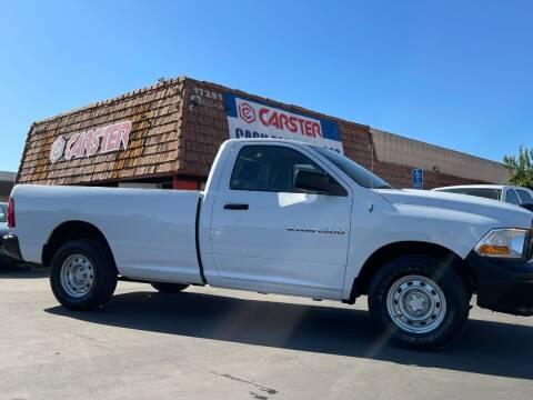 2012 RAM Ram Pickup 1500 for sale at CARSTER in Huntington Beach CA