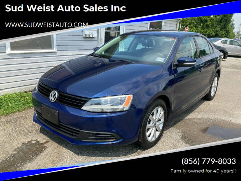 2011 Volkswagen Jetta for sale at Sud Weist Auto Sales Inc in Maple Shade NJ