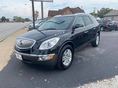 2009 Buick Enclave for sale at Approved Automotive Group in Terre Haute IN