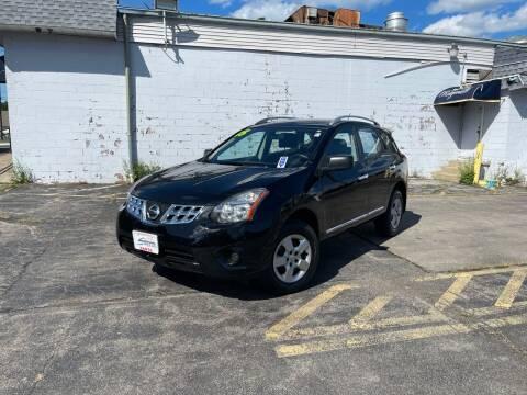 2015 Nissan Rogue Select for sale at Santa Motors Inc in Rochester NY