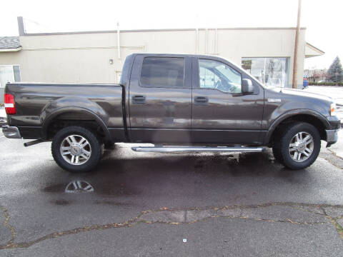 2005 Ford F-150 for sale at Power Edge Motorsports- Millers Economy Auto in Redmond OR
