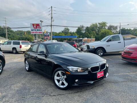 2014 BMW 3 Series for sale at KB Auto Mall LLC in Akron OH
