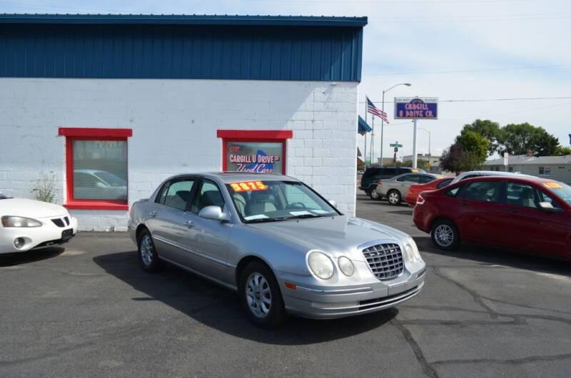 2005 Kia Amanti for sale at CARGILL U DRIVE USED CARS in Twin Falls ID