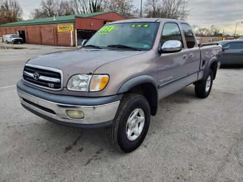 2000 Toyota Tundra for sale at Street Side Auto Sales in Independence MO