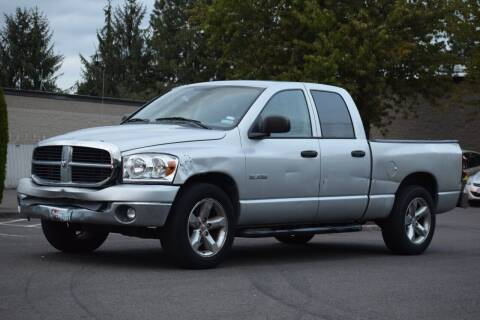 2008 Dodge Ram Pickup 1500 for sale at Overland Automotive in Hillsboro OR