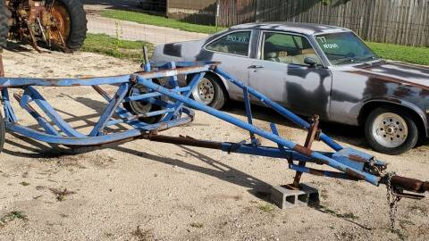 Unknown Hay Buggy for sale at CLASSIC MOTOR SPORTS in Winters TX