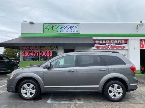 2012 Dodge Journey for sale at Extreme Auto Sales in Clinton Township MI