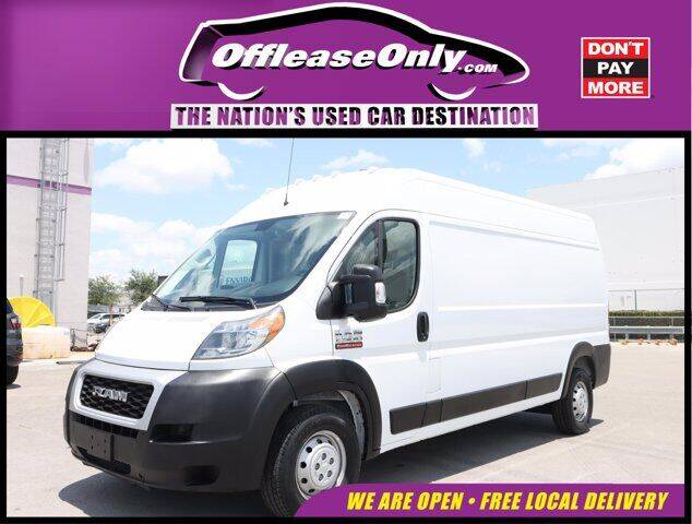 2019 RAM ProMaster Cargo for sale in Miami, FL