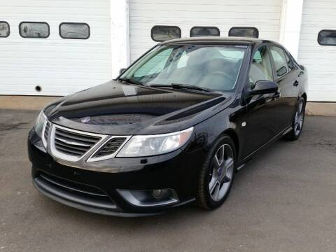 2008 Saab 9-3 for sale at Action Automotive Inc in Berlin CT