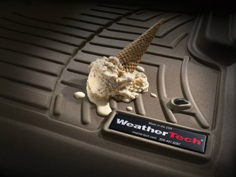 WeatherTech Floorliners for sale at Keller Motors in Palco KS