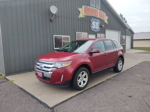 2013 Ford Edge for sale at CARS ON SS in Rice Lake WI