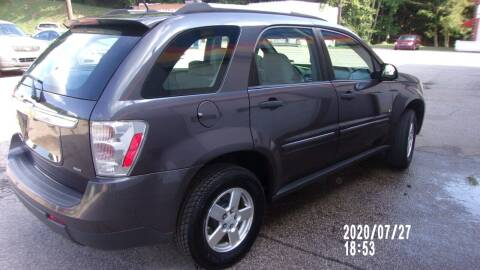 2007 Chevrolet Equinox for sale at Allen's Pre-Owned Autos in Pennsboro WV
