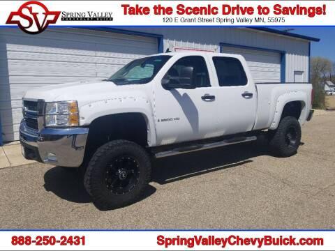 2007 Chevrolet Silverado 2500HD for sale at Spring Valley Chevrolet Buick in Spring Valley MN