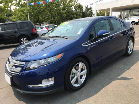 2012 Chevrolet Volt for sale at Autos Wholesale in Hayward CA