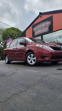 2012 Toyota Sienna for sale at Harborcreek Auto Gallery in Harborcreek PA