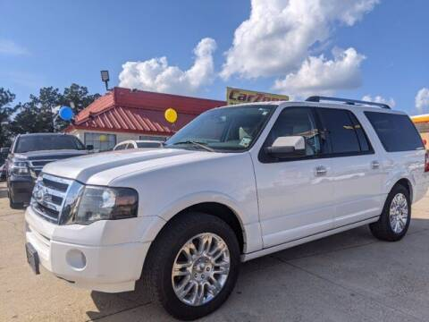 2011 Ford Expedition EL for sale at CarZoneUSA in West Monroe LA