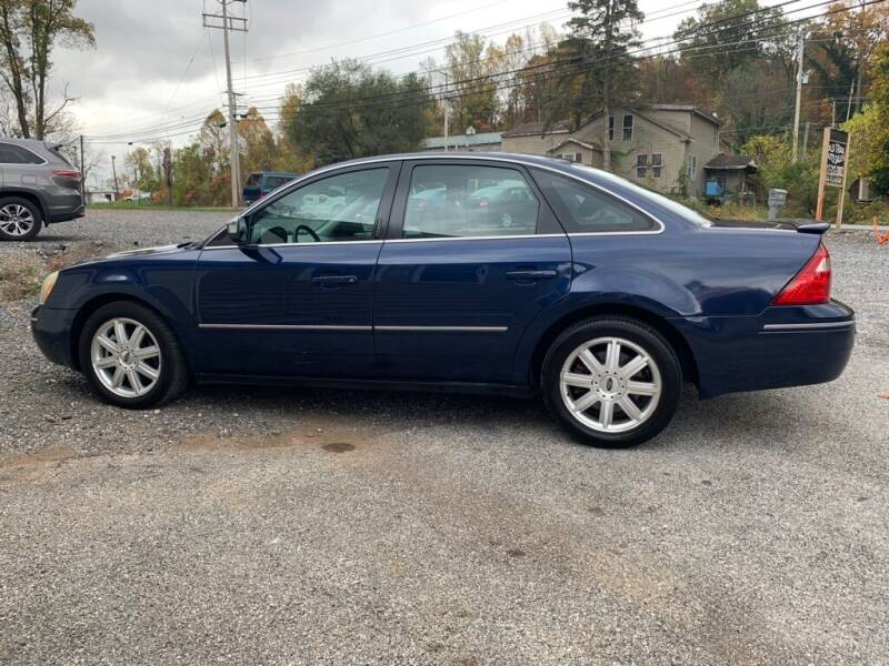 2005 Ford Five Hundred for sale at Old Trail Auto Sales in Etters PA