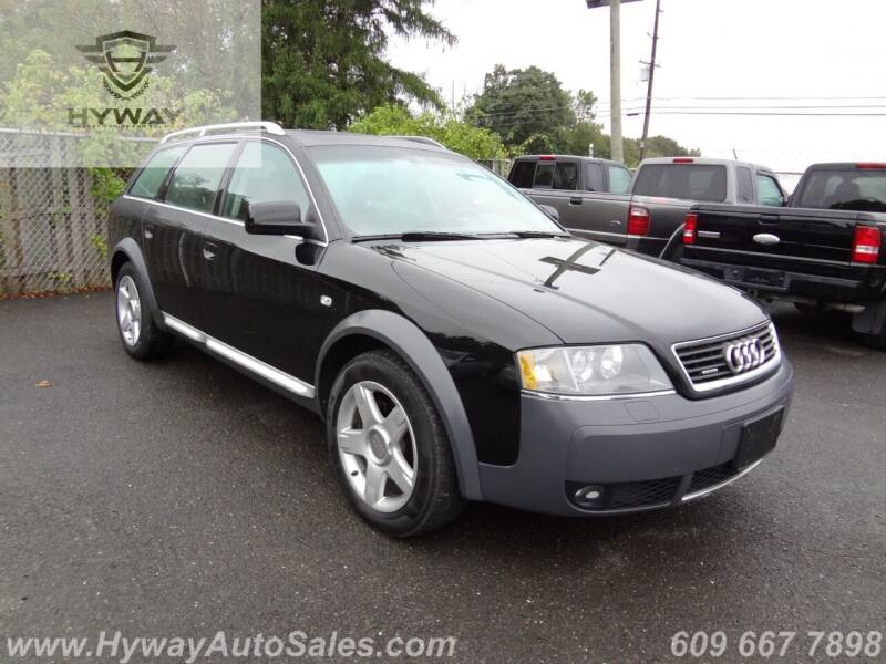2005 Audi Allroad for sale at Hyway Auto Sales in Lumberton NJ