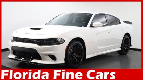 2019 Dodge Charger for sale at Florida Fine Cars - West Palm Beach in West Palm Beach FL