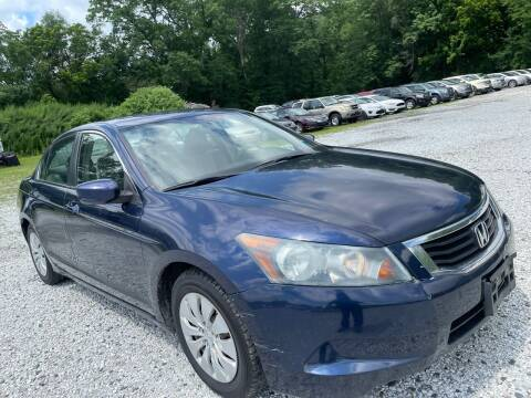 2008 Honda Accord for sale at Ron Motor Inc. in Wantage NJ