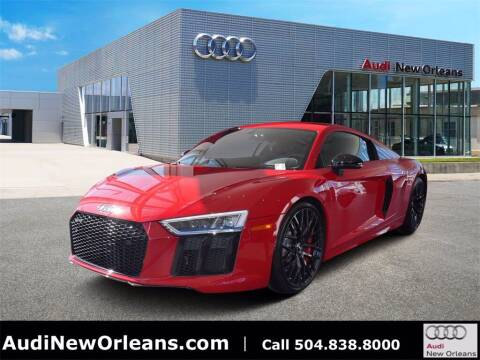 2018 Audi R8 for sale at Metairie Preowned Superstore in Metairie LA